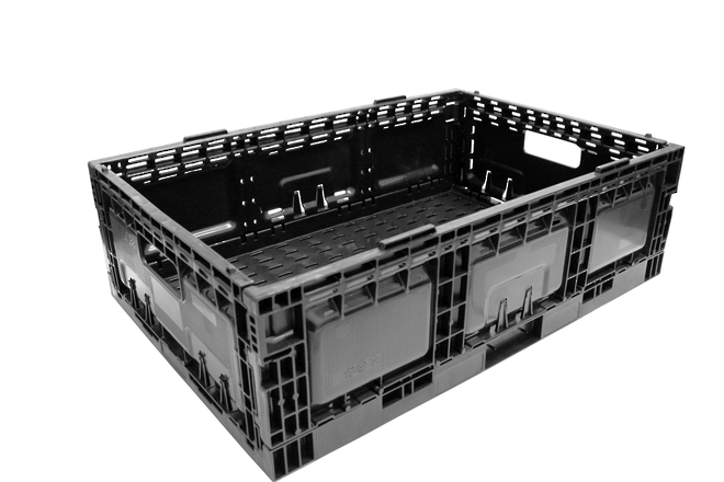 33 Litre Foldable Produce Crate (580 x 385mm) image 0