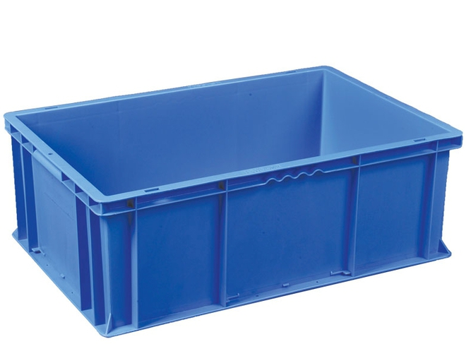 40 Litre Stackable Tote Box (600 x 400mm) image 0