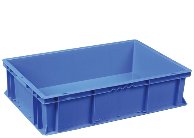 27 Litre Stackable Tote Box (600 x 400mm) image 0