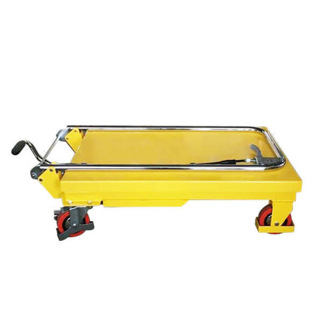 200Kg Single Scissor Lift table image 2