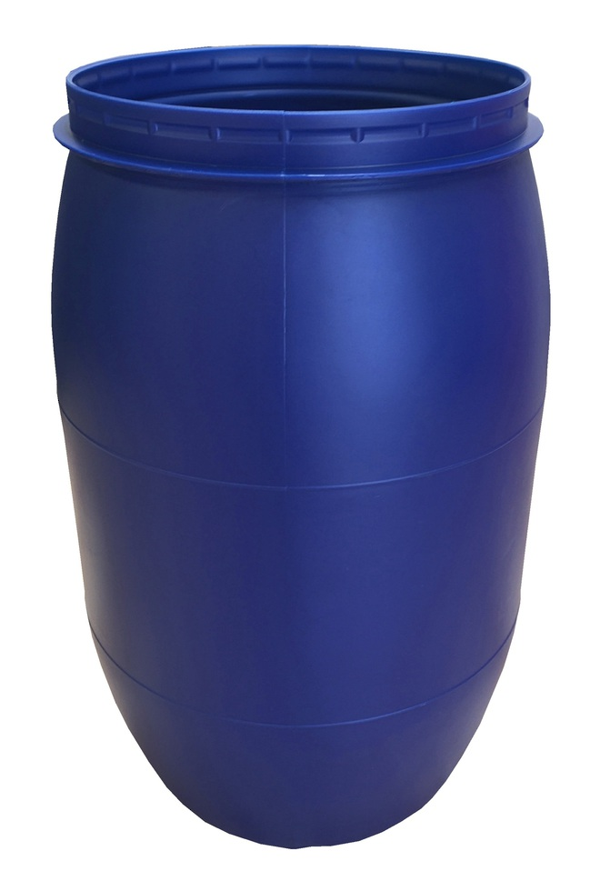 120 Litre Open Head Drum image 1
