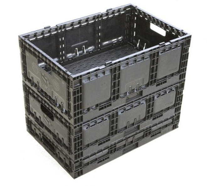 41 Litre Foldable Produce Crate (580 x 385mm) image 3