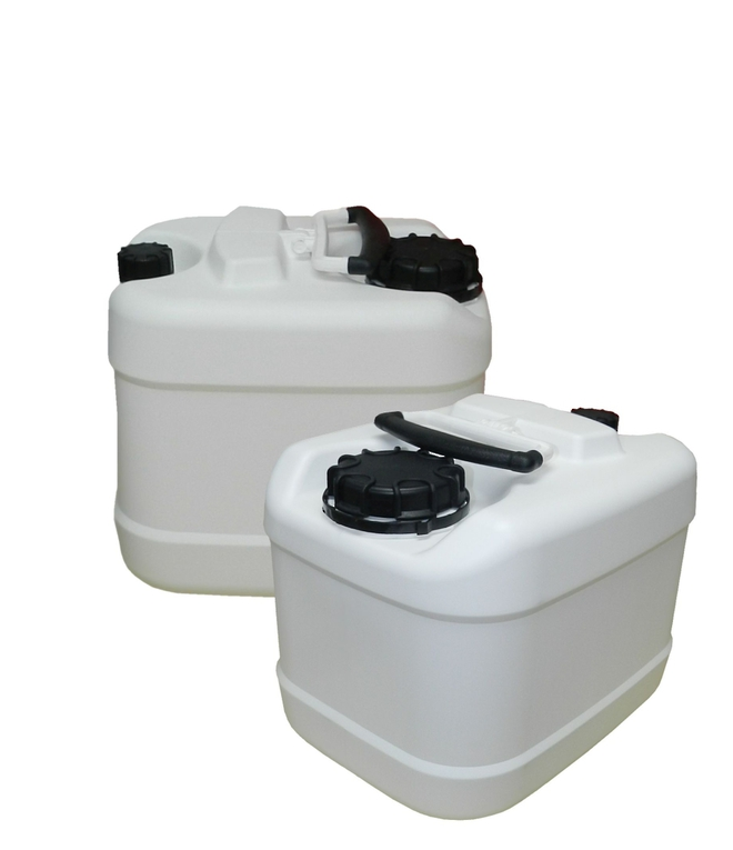 10 Litre Swing Handle Jerry Can - DG image 0