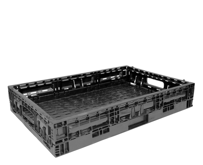 17 Litre Foldable Produce Crate (580 x 385mm) image 0