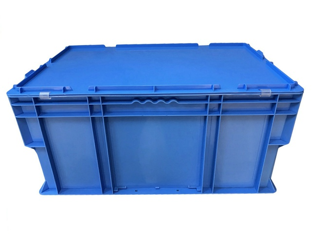 Hinge for Stackable Tote Lids - All Sizes image 1