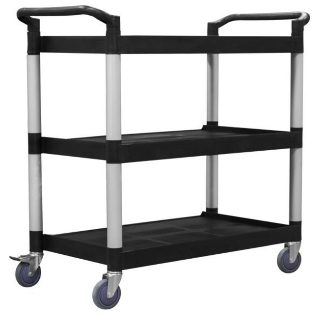 3 Tier Service Trolley - 790 x 500mm image 0