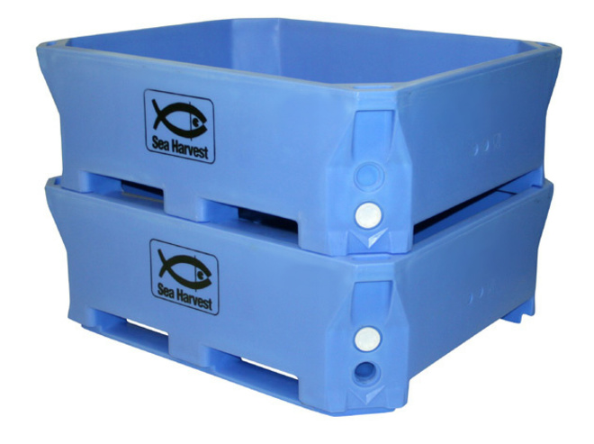 1000 Litre Atlantic Insulated Pallet Bin image 5