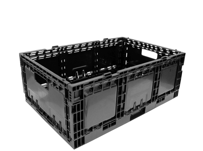 41 Litre Foldable Produce Crate (580 x 385mm) image 0