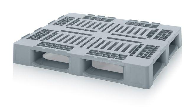 5 Skid Rackable Medium Duty FG Pallet - 1200 x 1000mm image 0