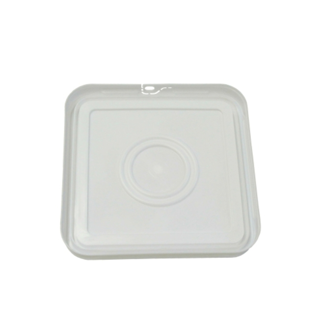 12.5 Litre Square Pail Base and T/E Lid image 1