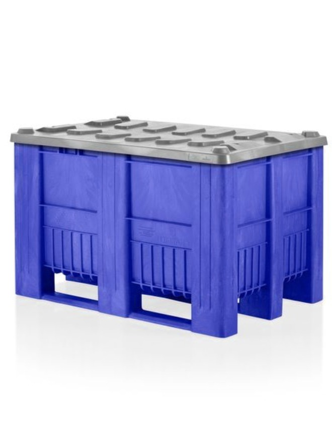 Drop on Lid for CRAEMER CB3 620 Pallet Bins image 2