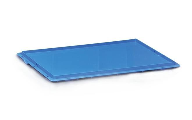Drop on Lid for Stackable Tote Box (400 x 300mm) image 0