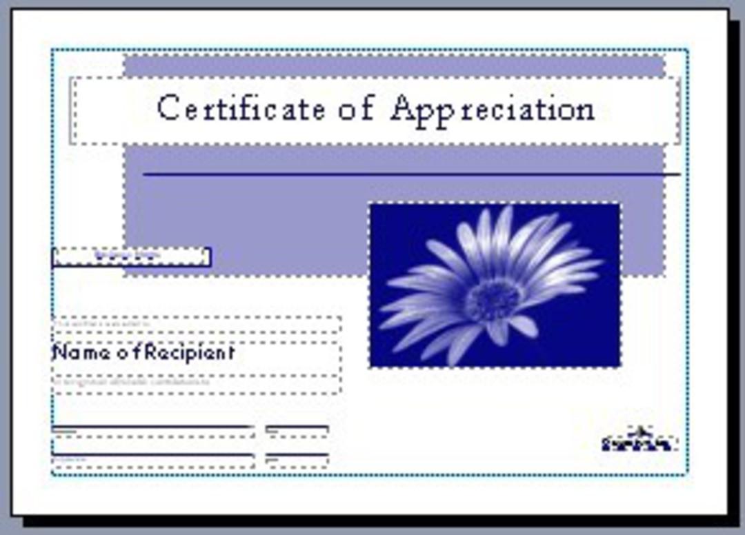 Certificates image 0