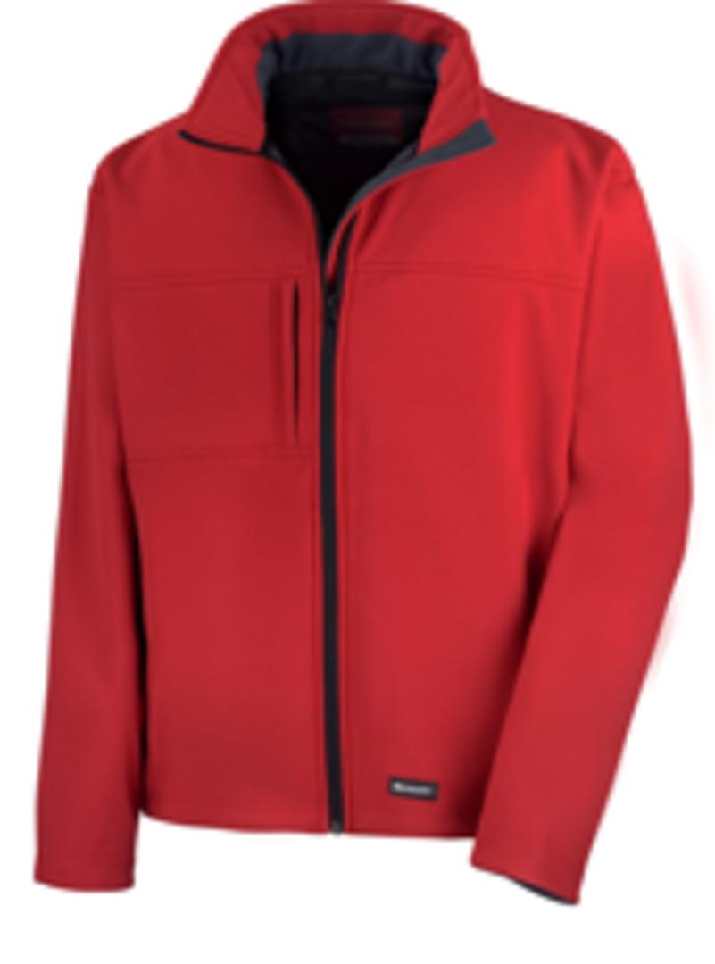 CDR121X - Mens Classic Softshell Jacket image 0