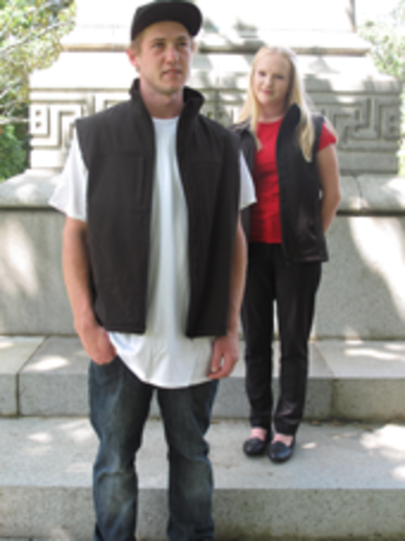 CDR014X - Adult Classic Soft Shell Vest image 0