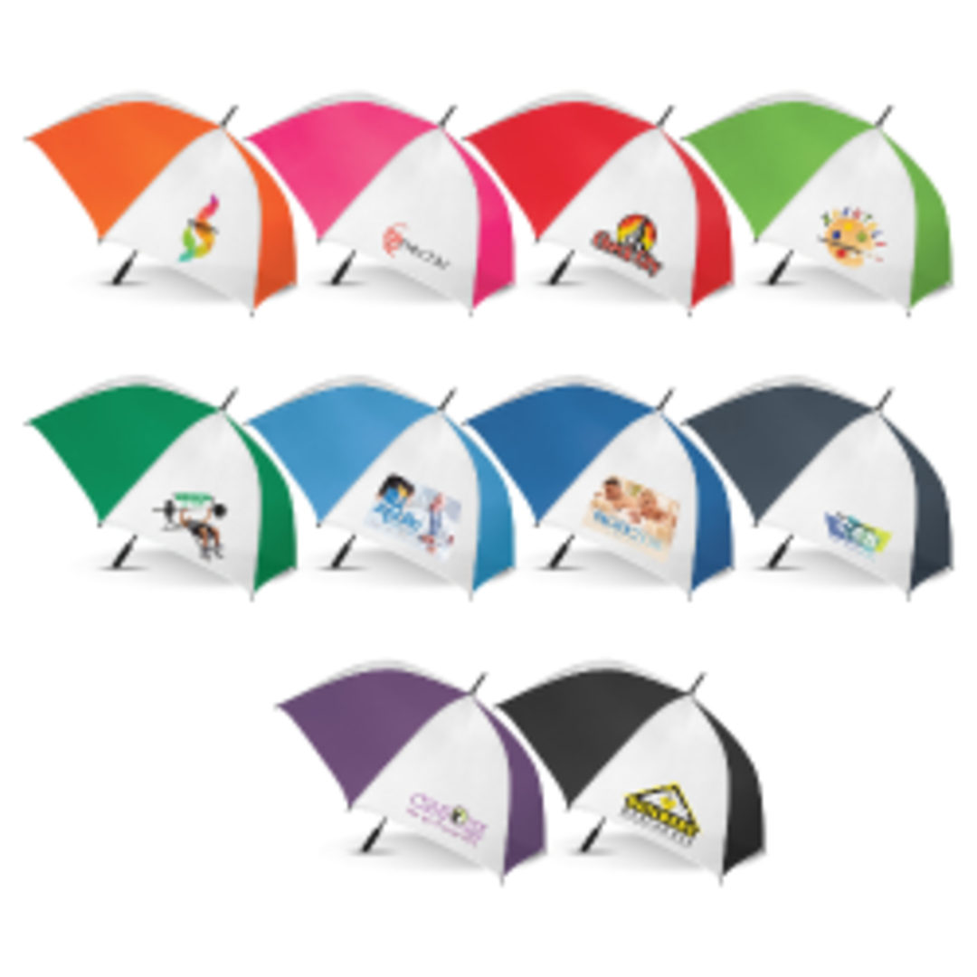 Hydra Sports Umbrella - White Panels image 0