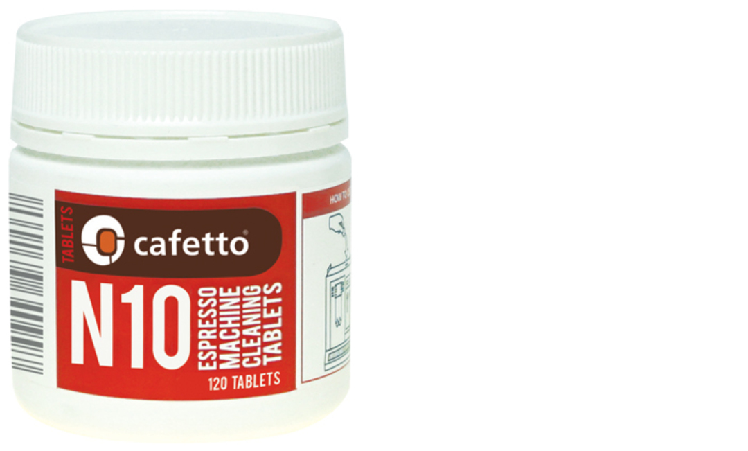 Cafetto Automatic Cleaning Tablets image 0