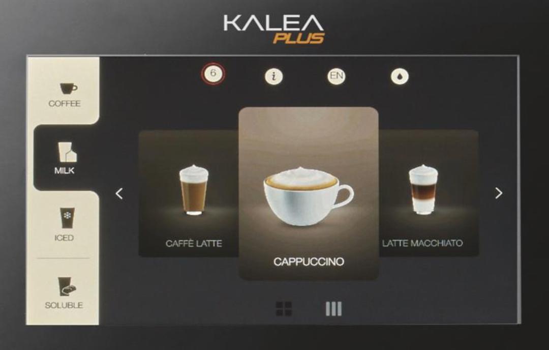 Necta Kalea Plus Fresh Milk image 1