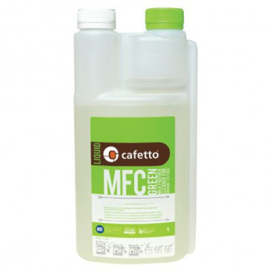 Cafetto Organic Milk Frother Cleaner image 0