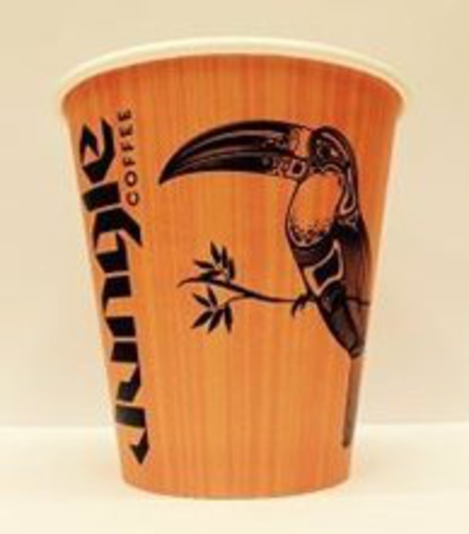 Jungle Takeaway Cups image 0