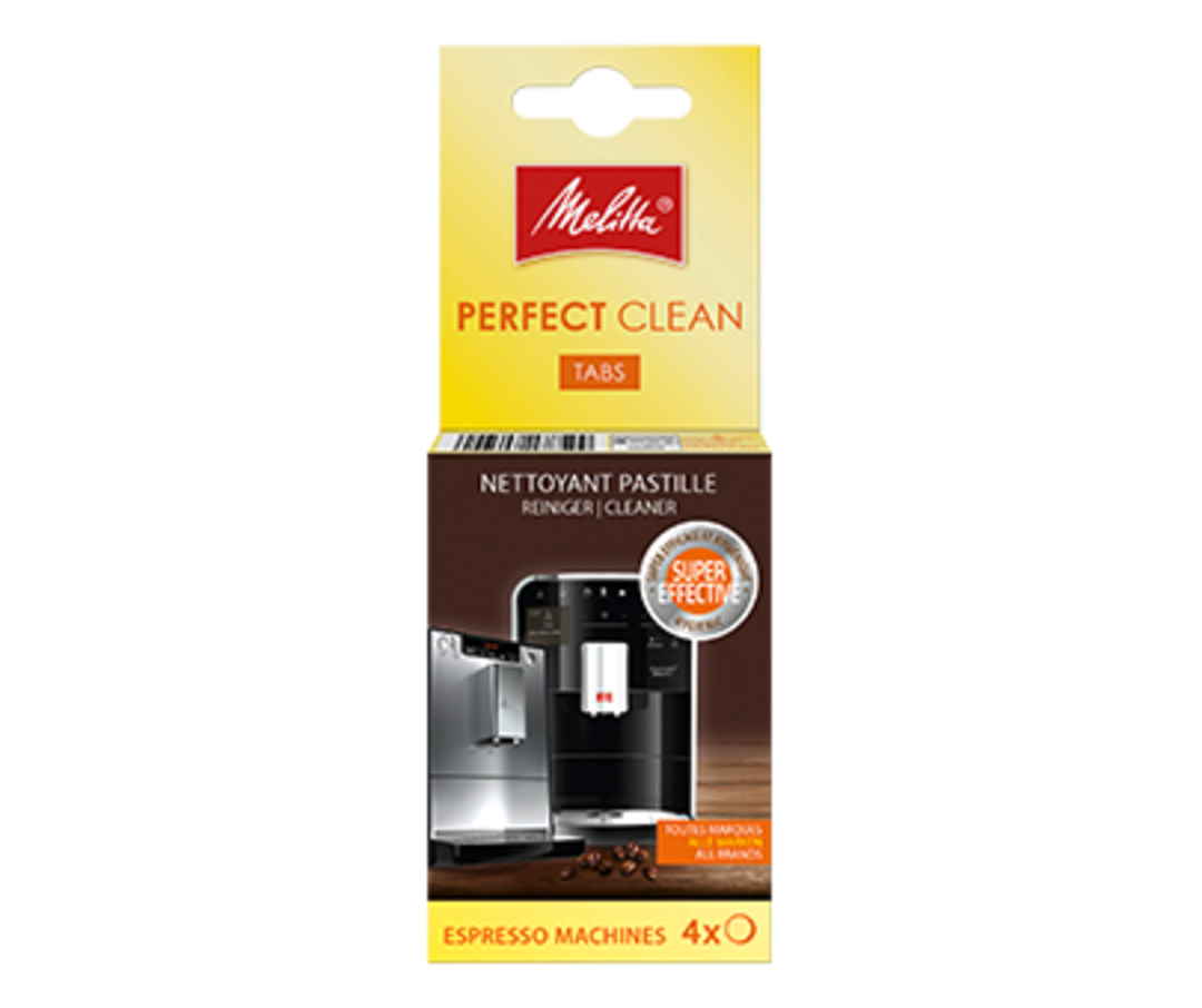 Melitta Perfect Clean cleaning tabs image 0