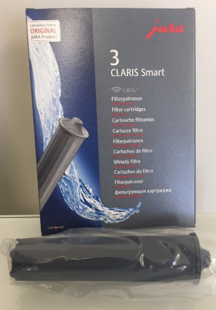 Jura Claris Smart Water Filter - 3 Pack image 0