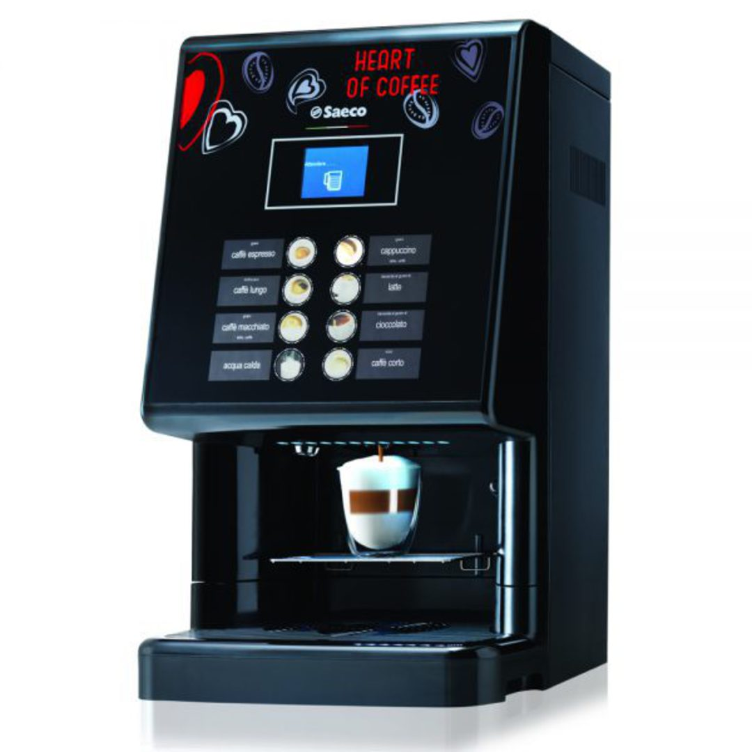 Saeco Phedra Evo Cappuccino Coffee Machine - 2nd Hand image 0