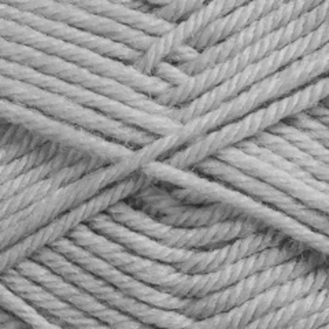 4 Ply Merino Yarn - Soft Grey image 0