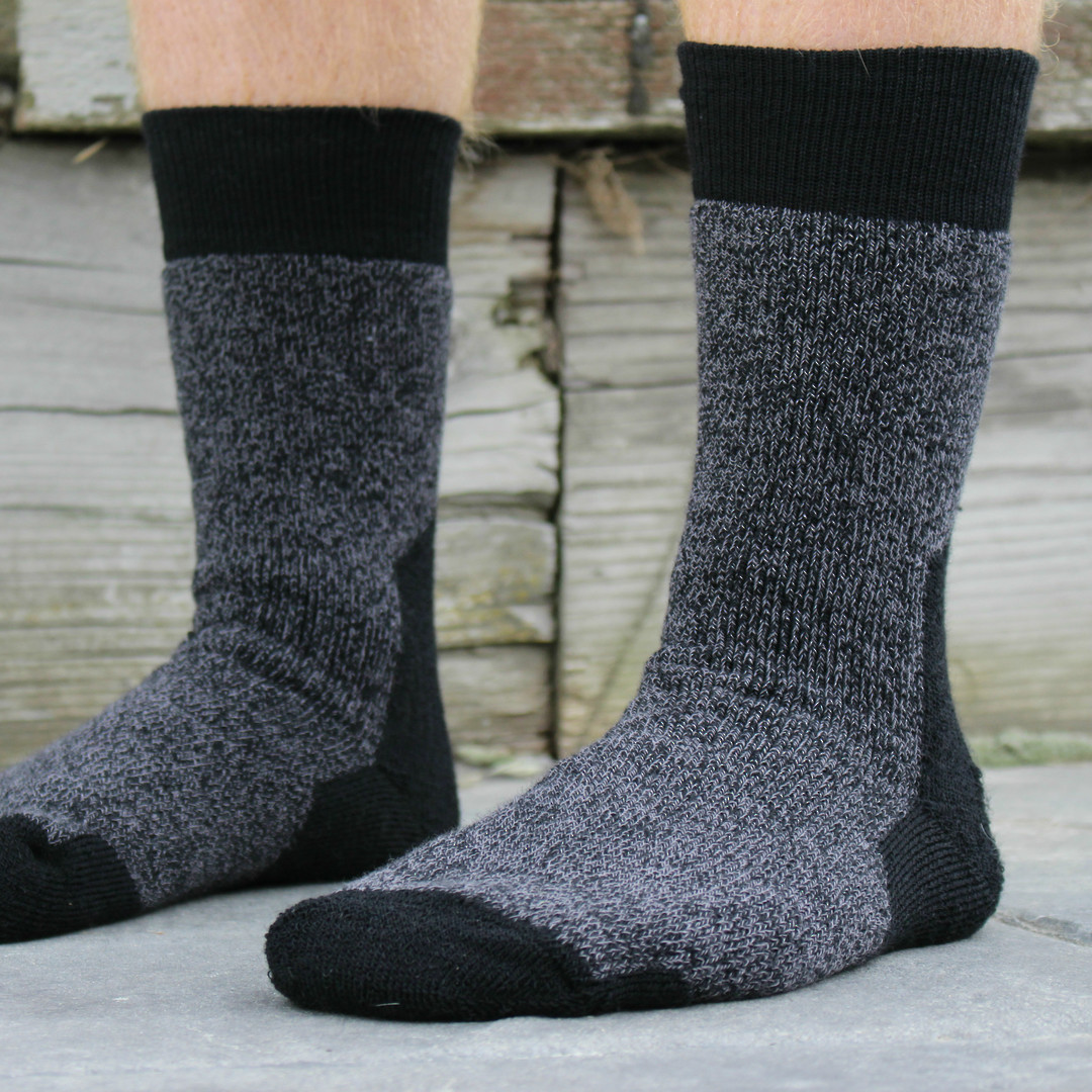 Tramping / Work Merino Wool Socks - Unisex image 1