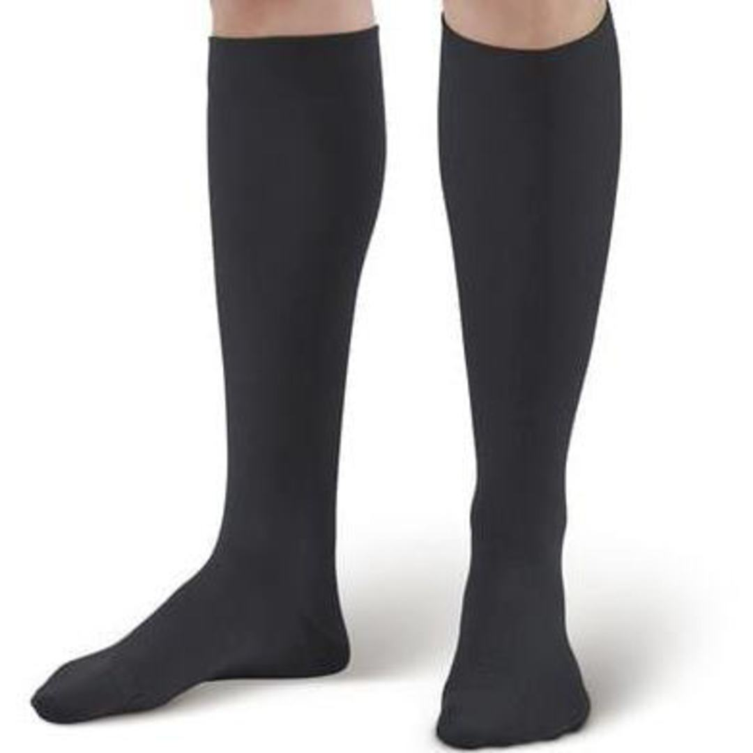 Knee High Merino Socks - adult sizes image 0