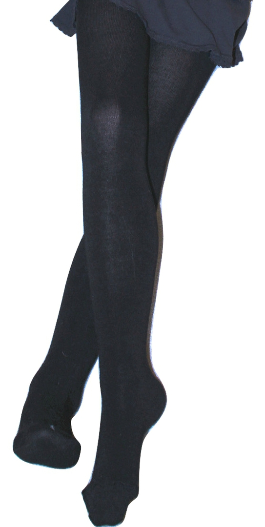 Merino Tights - Plain image 1