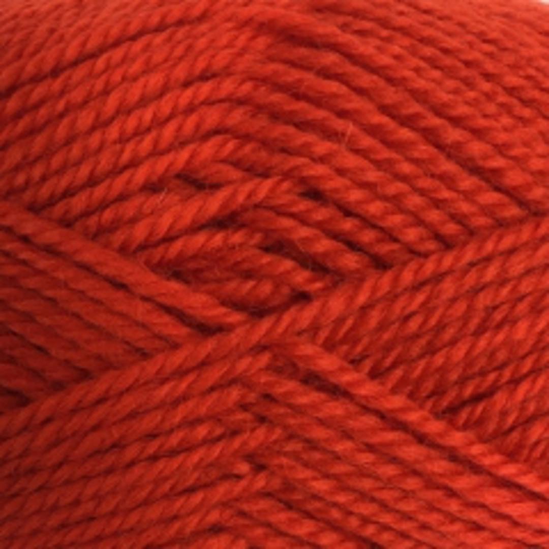 Red Hut: Pure New Zealand 100% Wool 8 Ply Yarn - Terracotta image 0