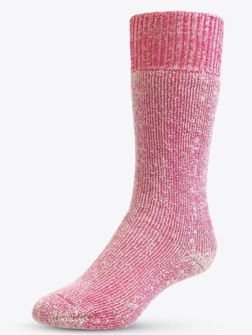 My Work Socks - Pink & Purple - shoe size 4-9 only. image 4
