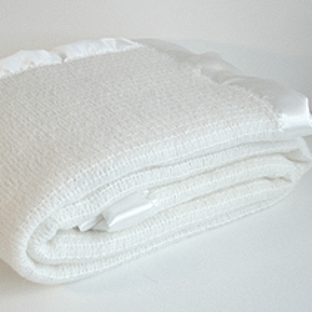 Merino Wool Blanket - Baby image 0