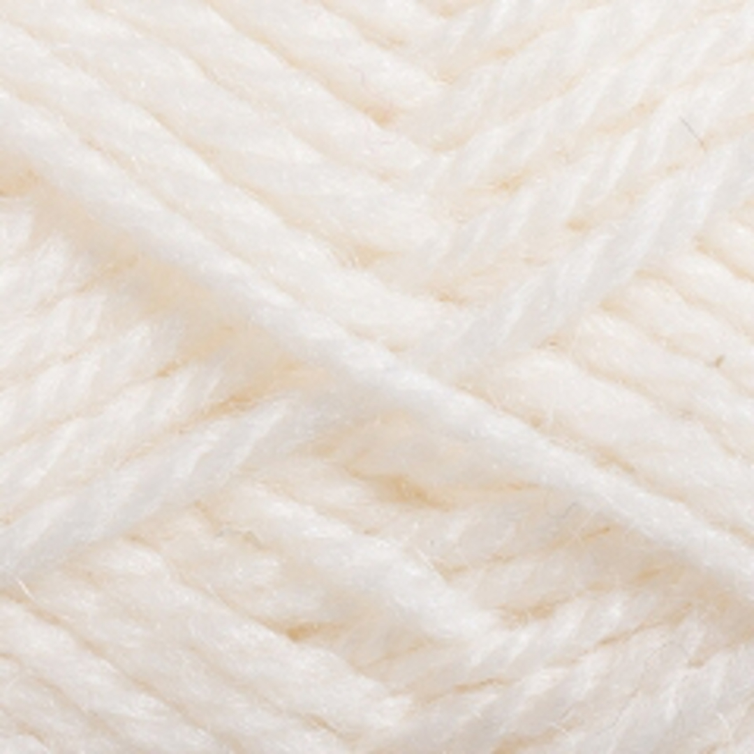 Red Hut: Pure 100% New Zealand Wool 8 Ply Yarn - White image 0