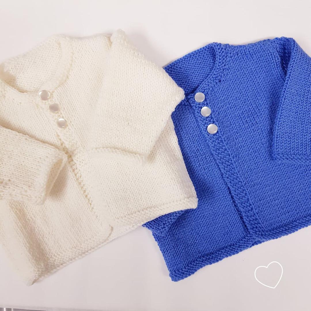 Merino Baby Knit Cardigan image 0
