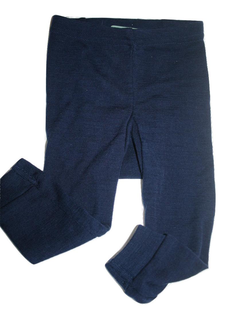 Merino Wool Baby Pants image 0