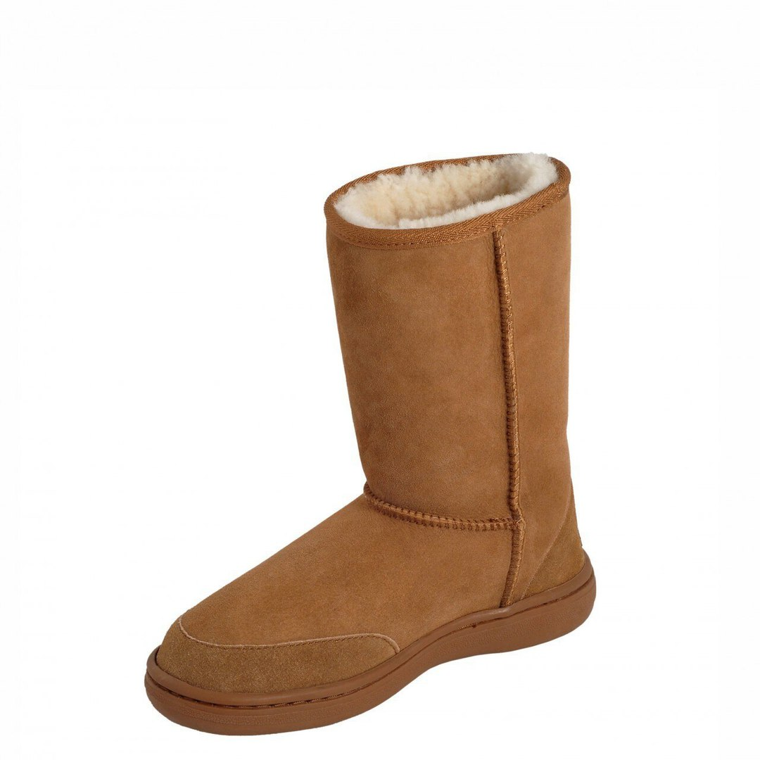 Genuine Wool Boots for Men and Women image 0
