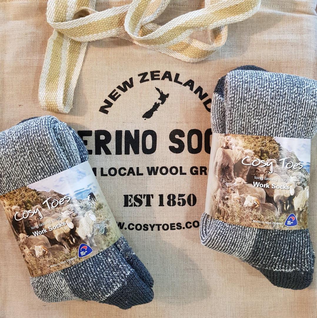 Merino Work Socks image 1