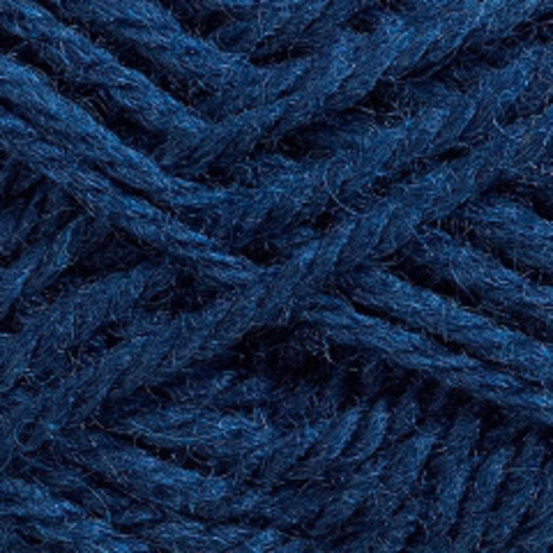 Red Hut: Pure 100% New Zealand Wool 8 Ply Yarn - Navy image 0