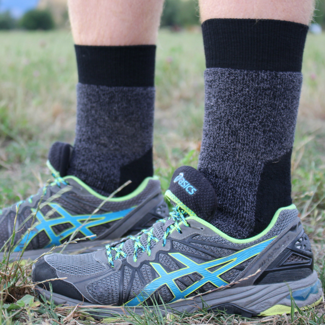 Tramping / Work Merino Wool Socks - Unisex image 2