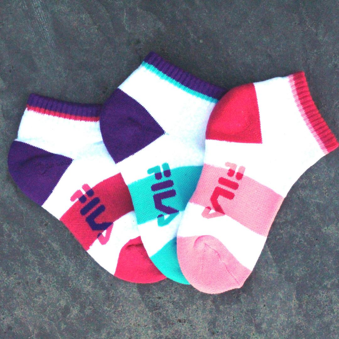 Fila Sport Socks - Children (5-8, 9-12) image 0