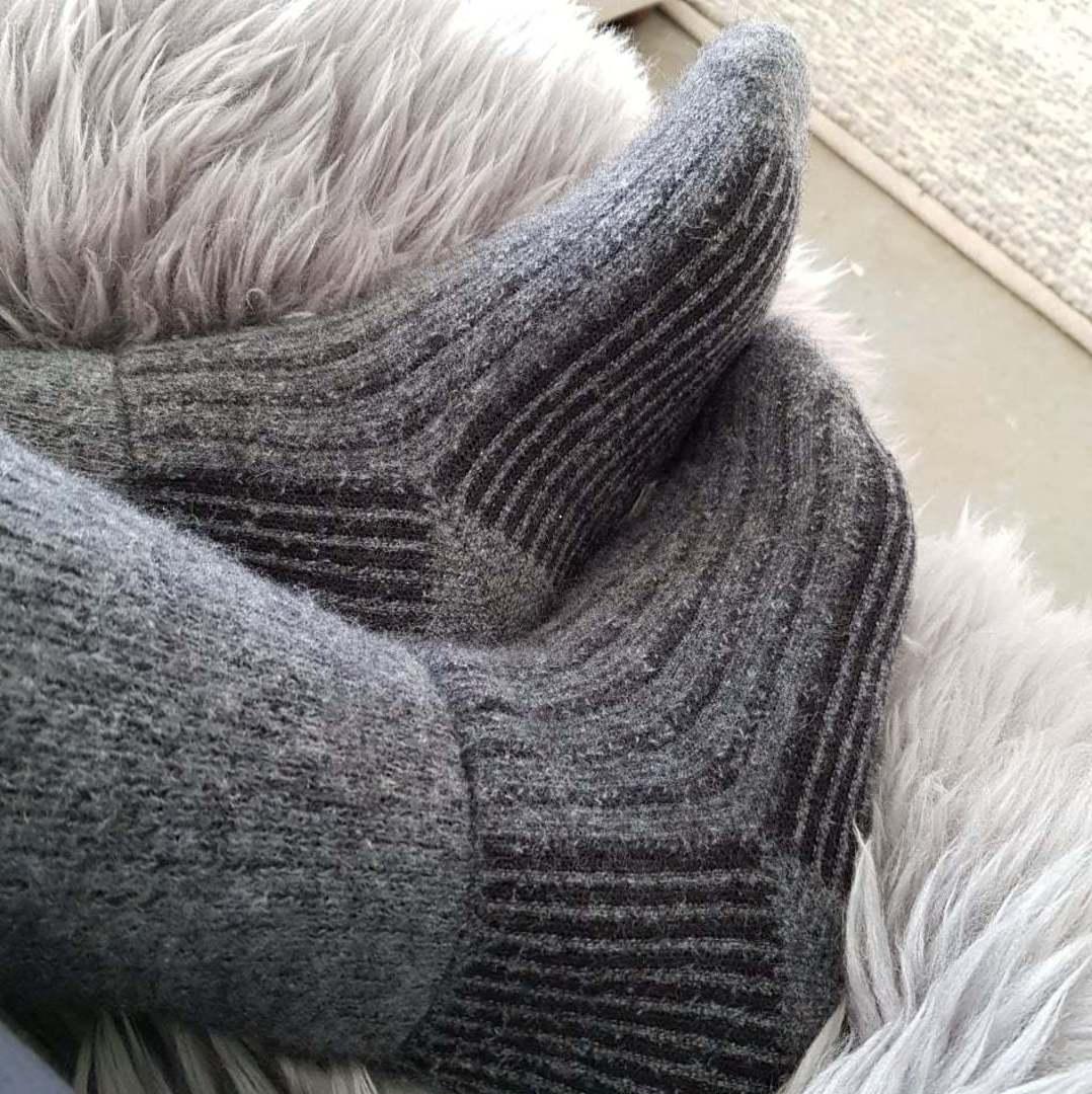 Merino Possum Blend Comfort Socks image 1