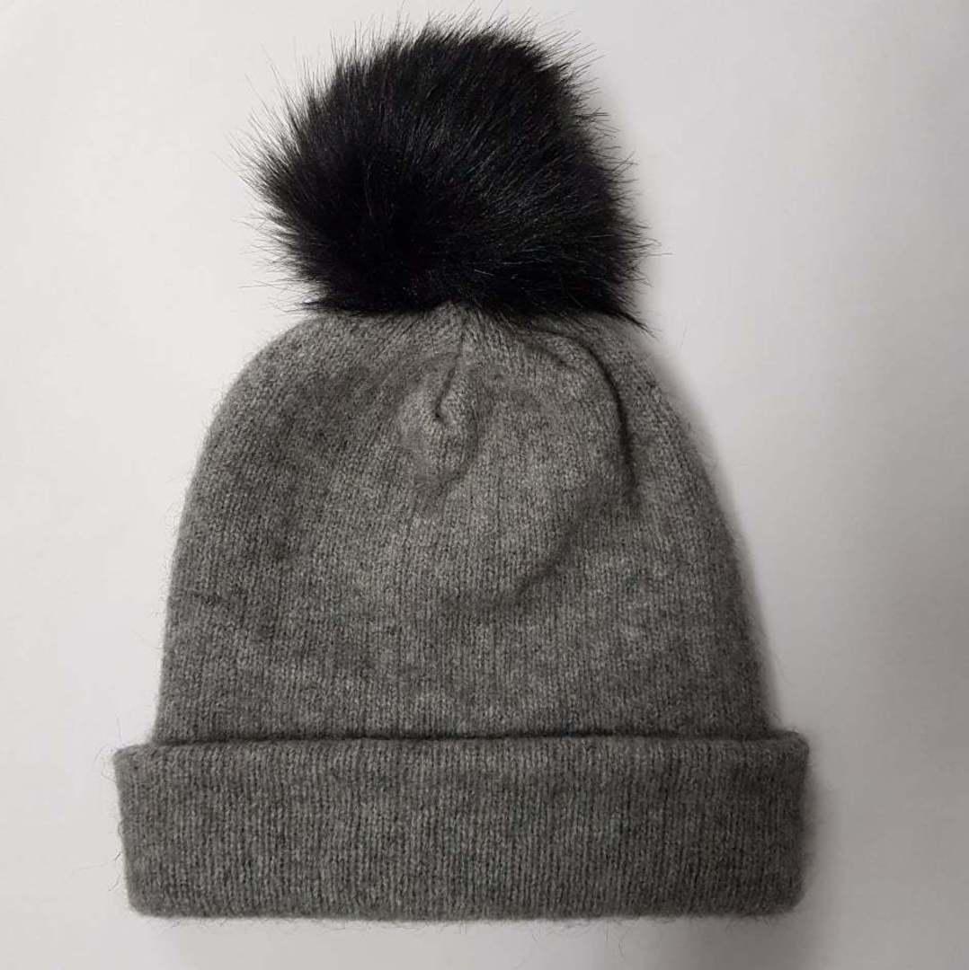 Children's Possum Merino Hat image 1