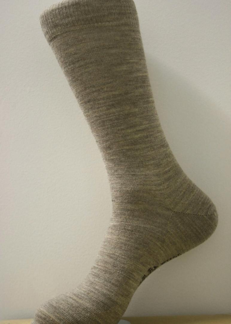 Men's Merino Dress Socks image 3