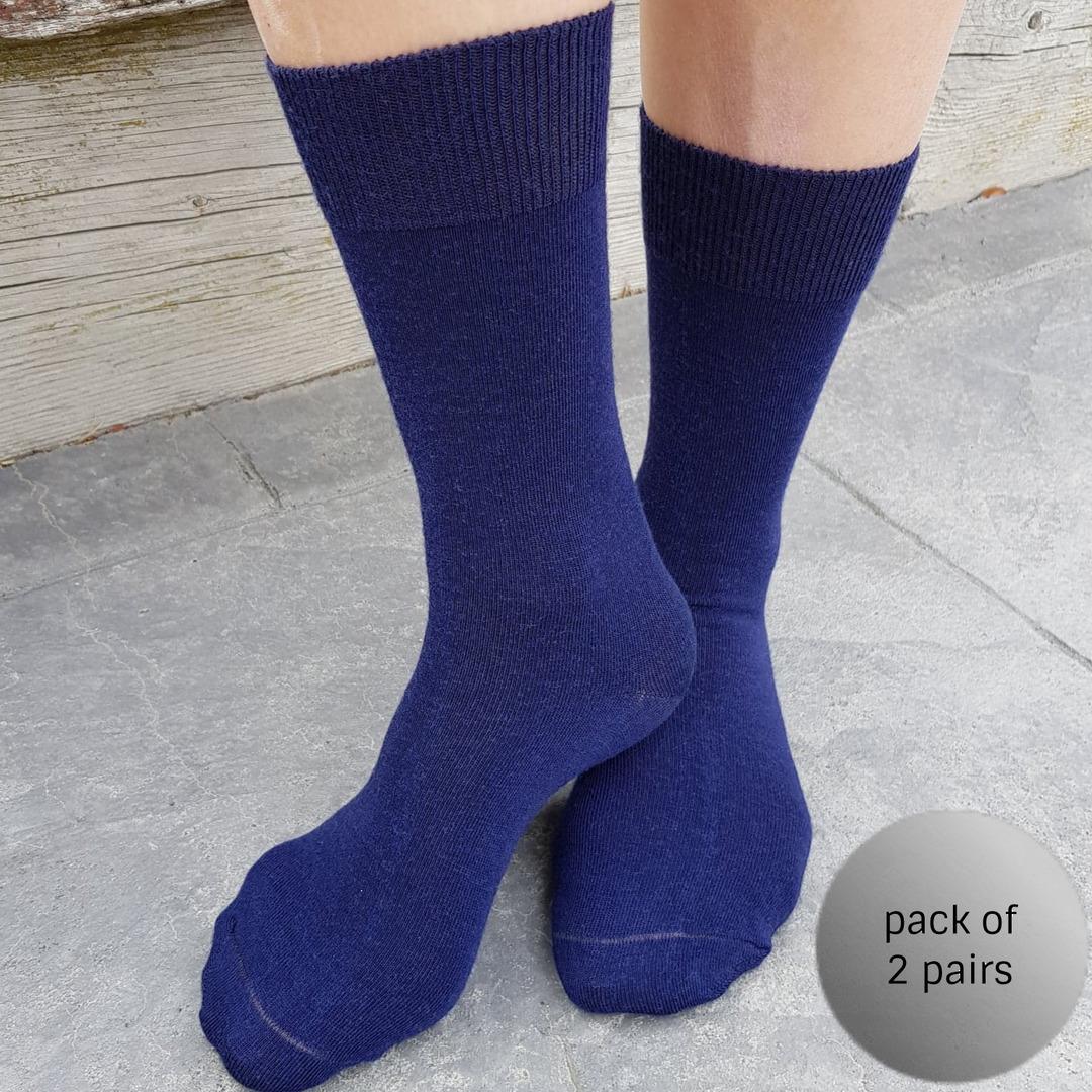 Merino Dress Sock image 0