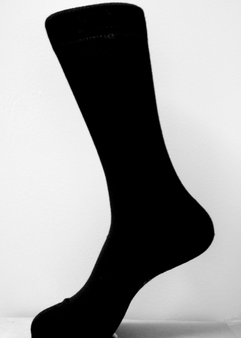 Men's Merino Dress Socks image 2
