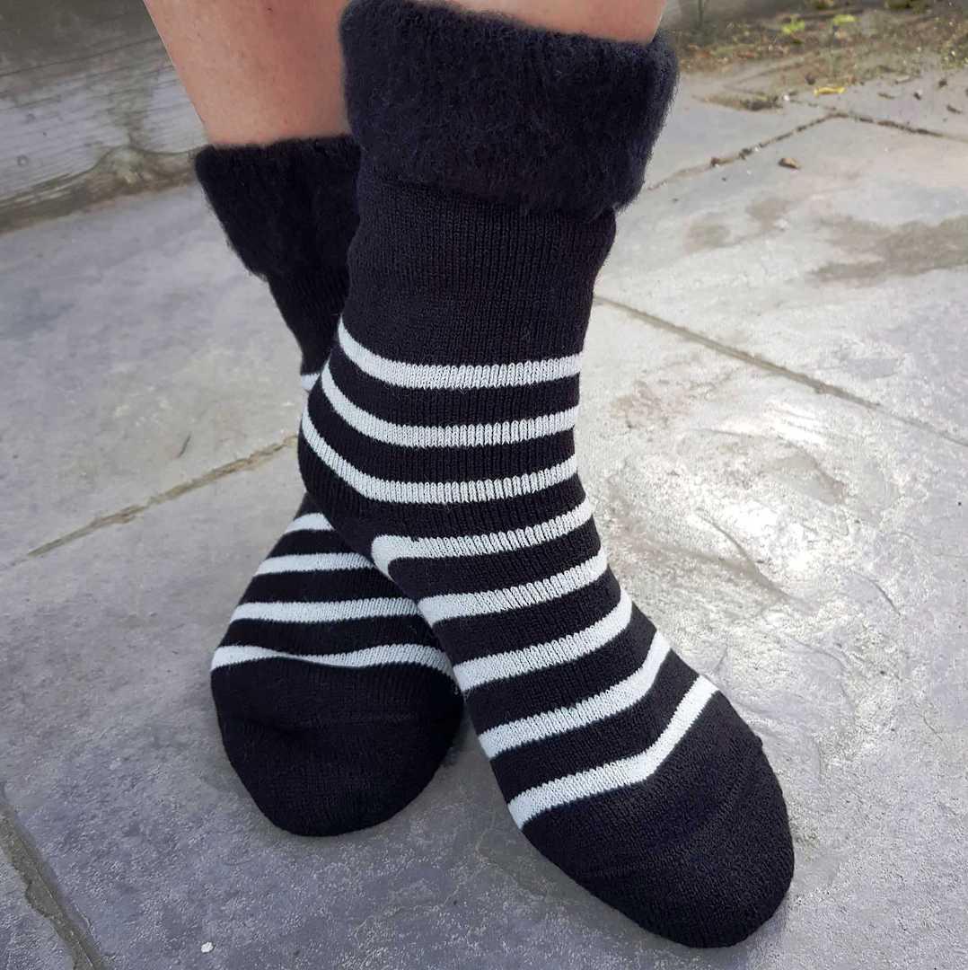 Slipper Sock or Bed Sock image 0