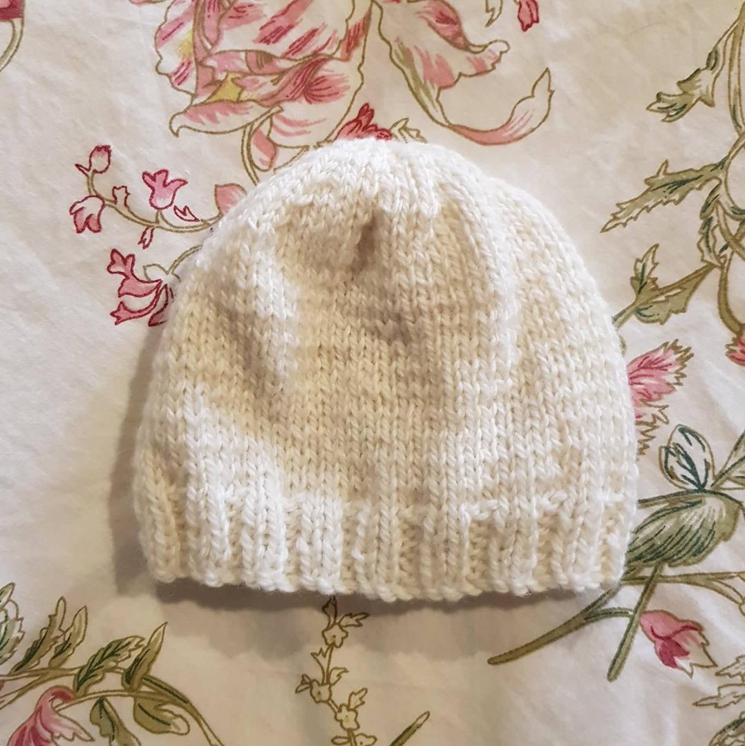 Organic Merino Wool Hat - Premature image 0