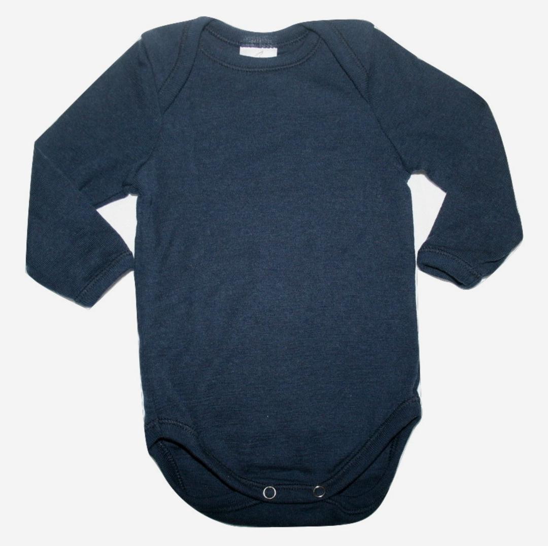 Merino Baby Bodysuit image 0